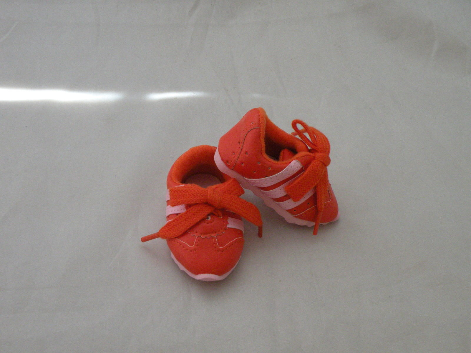 Orange and pink Sneakers