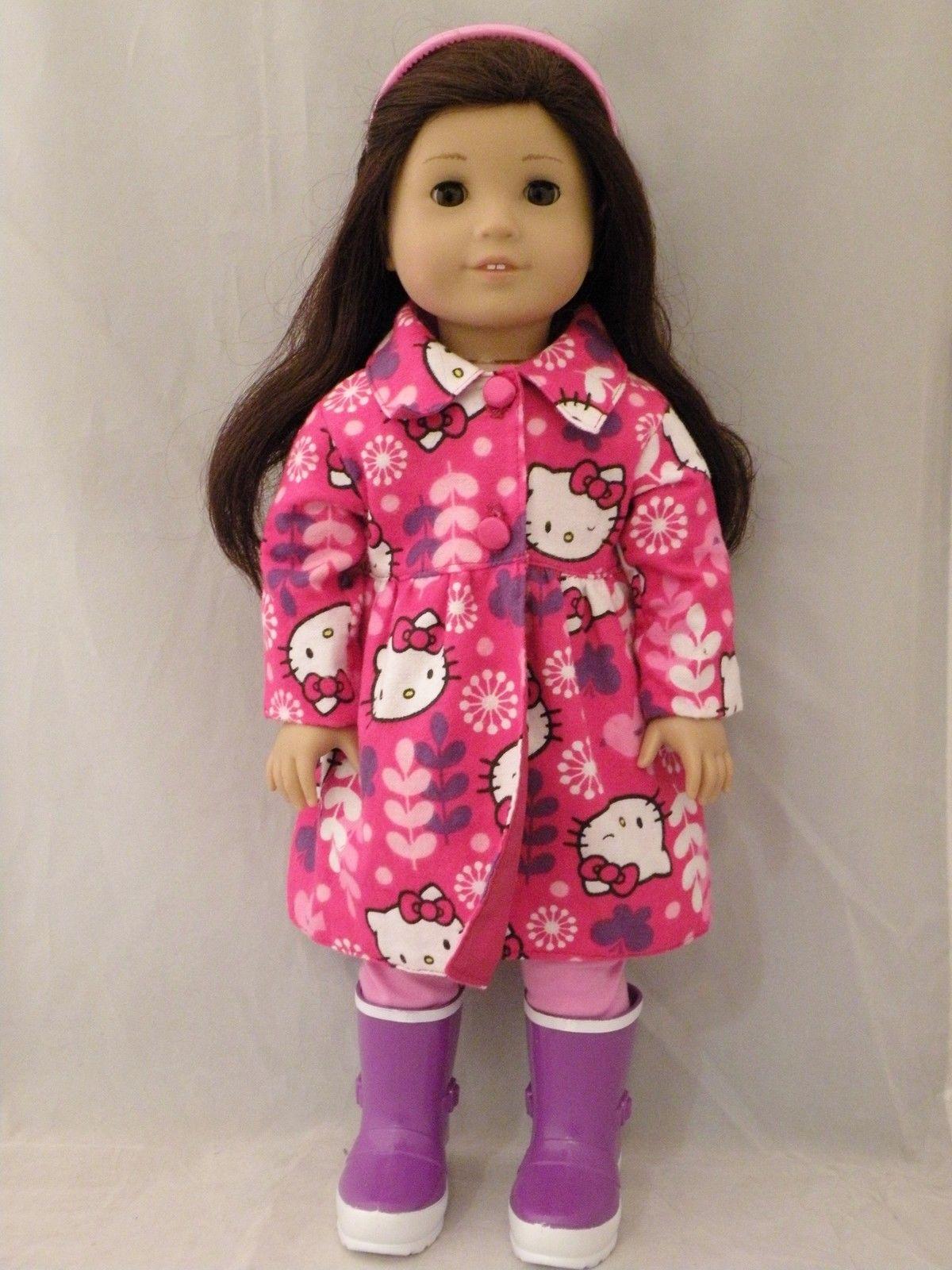 Hello Kitty raincoat