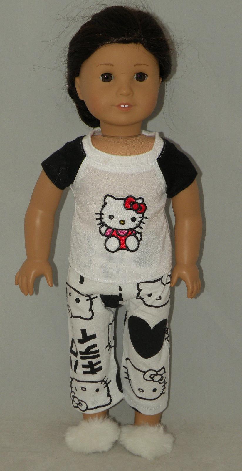 Hello Kitty Pajamas #2