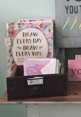Draw Everyday Journal
