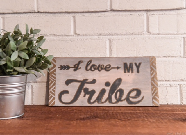 I Loe my Tribe