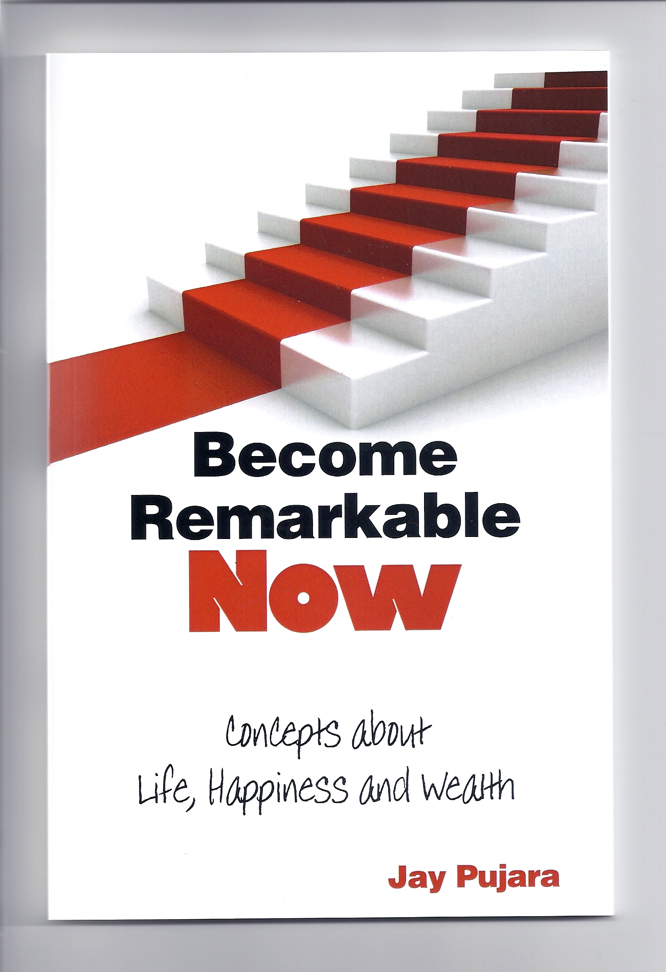 Become Remarkable Now Book