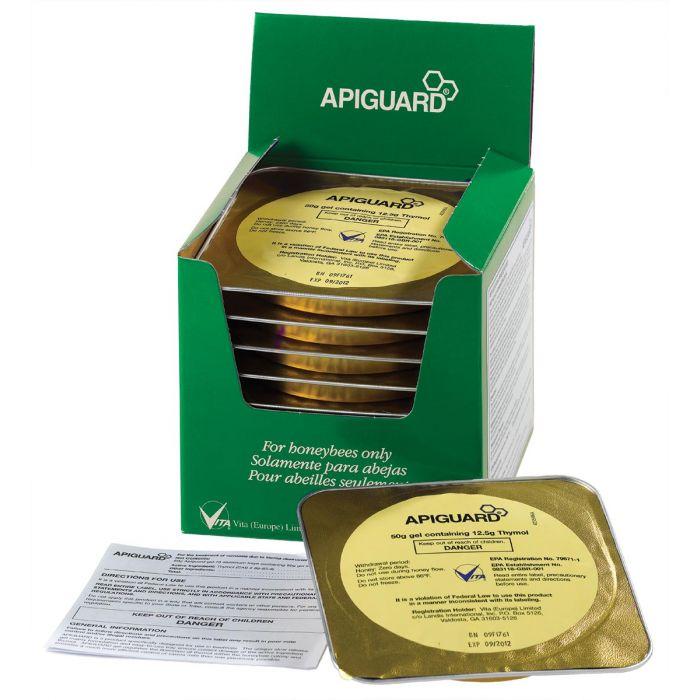 Apiguard 50 g - 10 Pack
