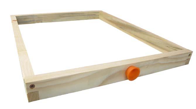 Spacer - 10 Frame w/Cap