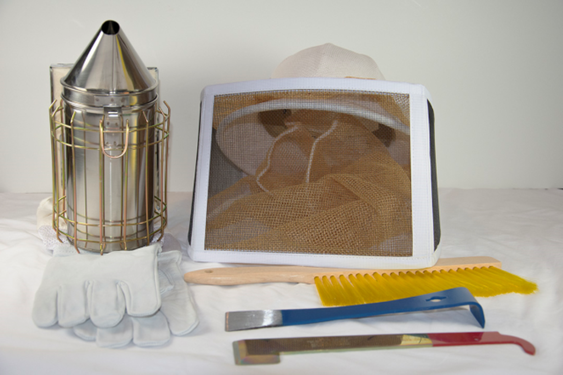 Protective Clothing & Tools Kit