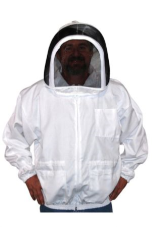 Clothing - Bee Jacket w/ Fencing Veil