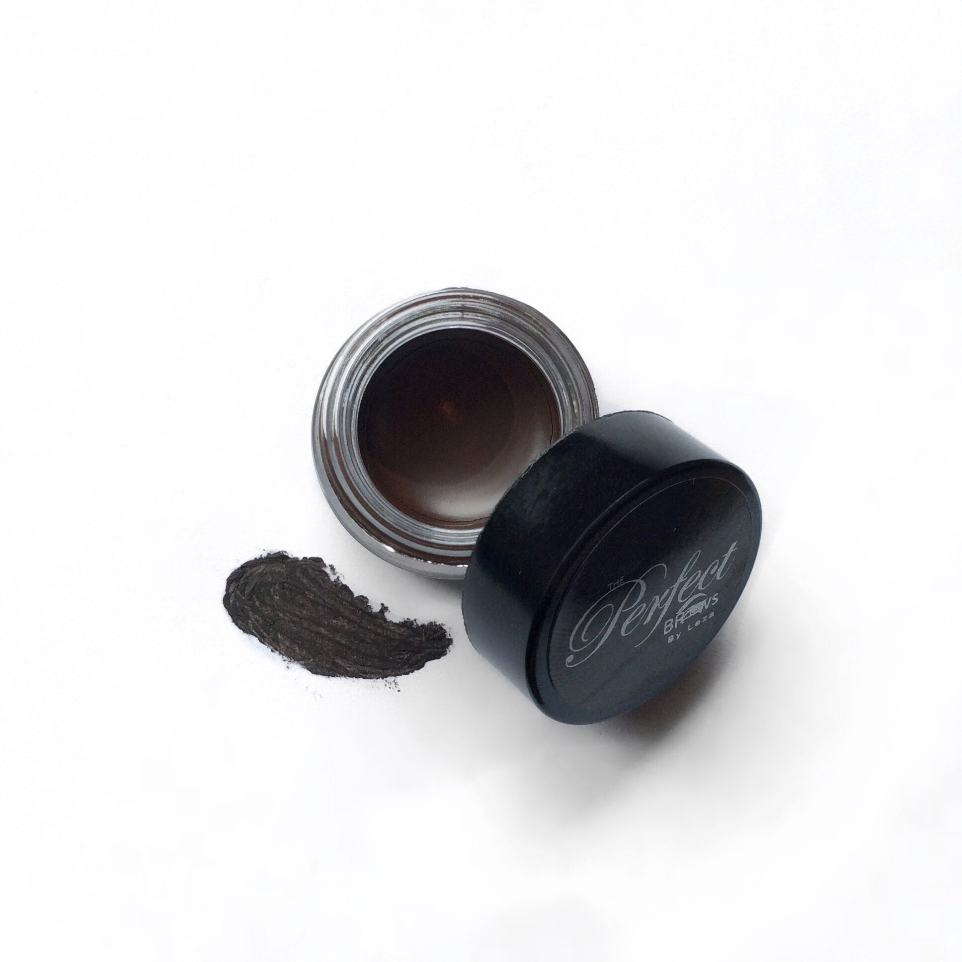 Waterproof Gel Brow Liner in Dark Brown