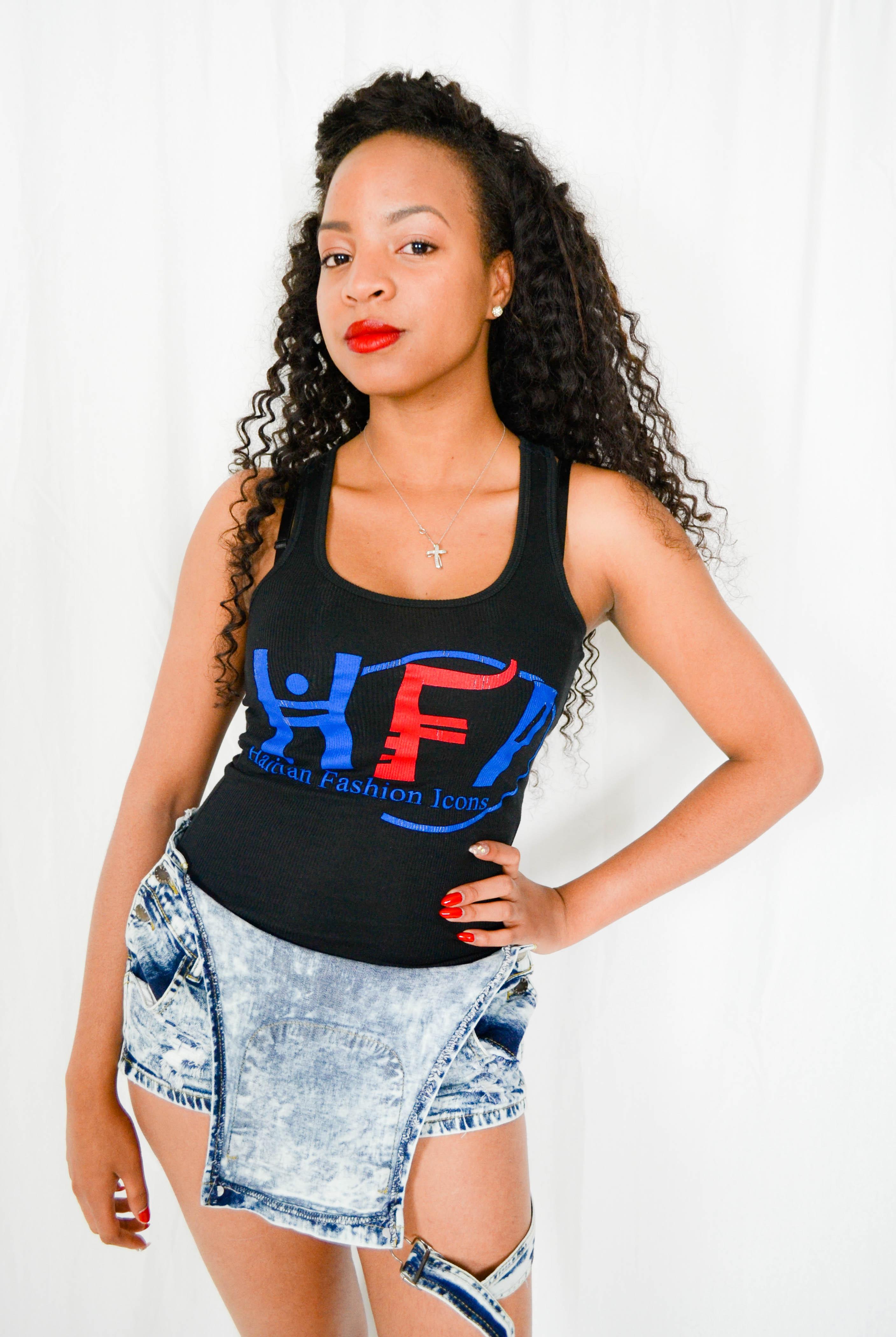 Haitian Fashion Icons Tank Top