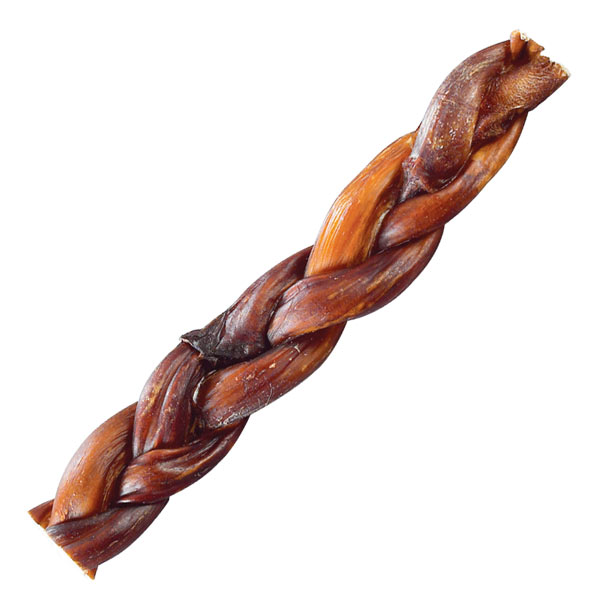 "Premium 12"" Braided Odor Free Bully Stick"