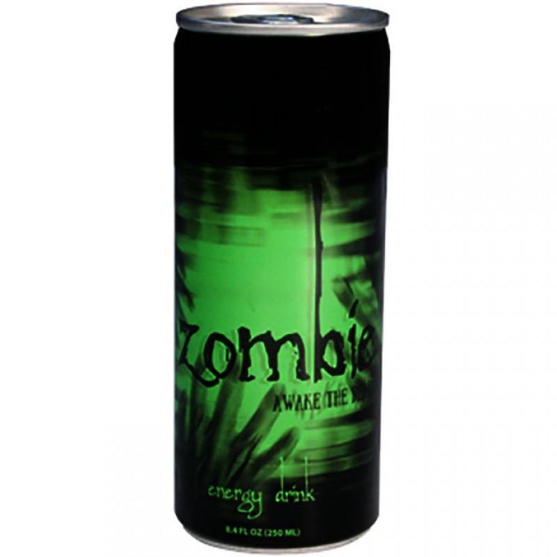ZOMBIE AWAKE THE DEAD ENERGY DRINK