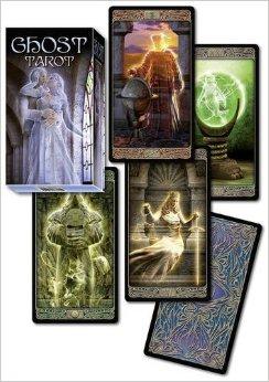Ghost Tarot Cards