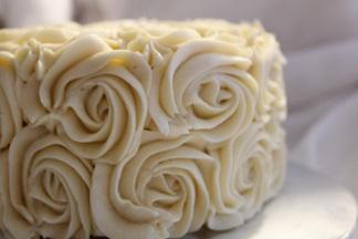 "6"" ROSE SWIRL CAKE"