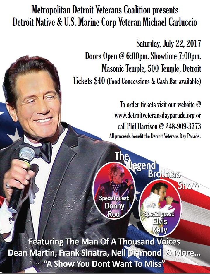 Benefit Concert Ticket