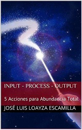 Libro Input-Process-Output (El Libro Mágico)