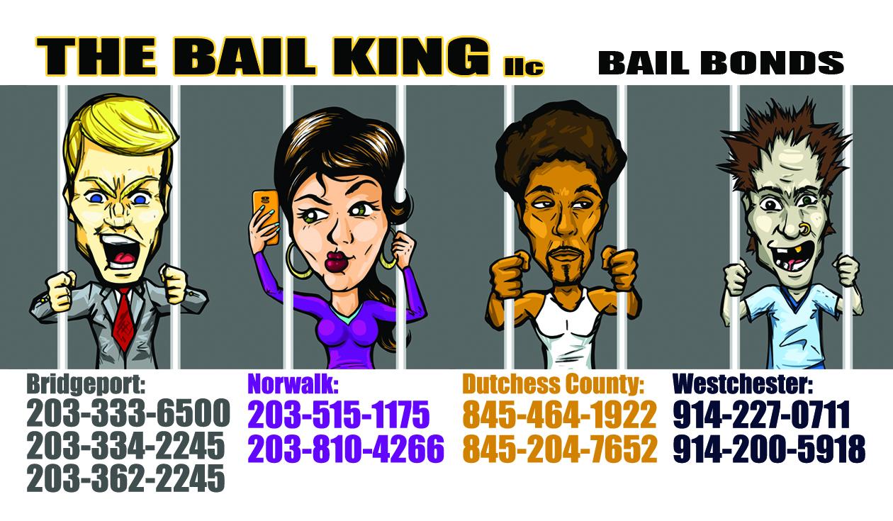 THE BAIL KING LLC