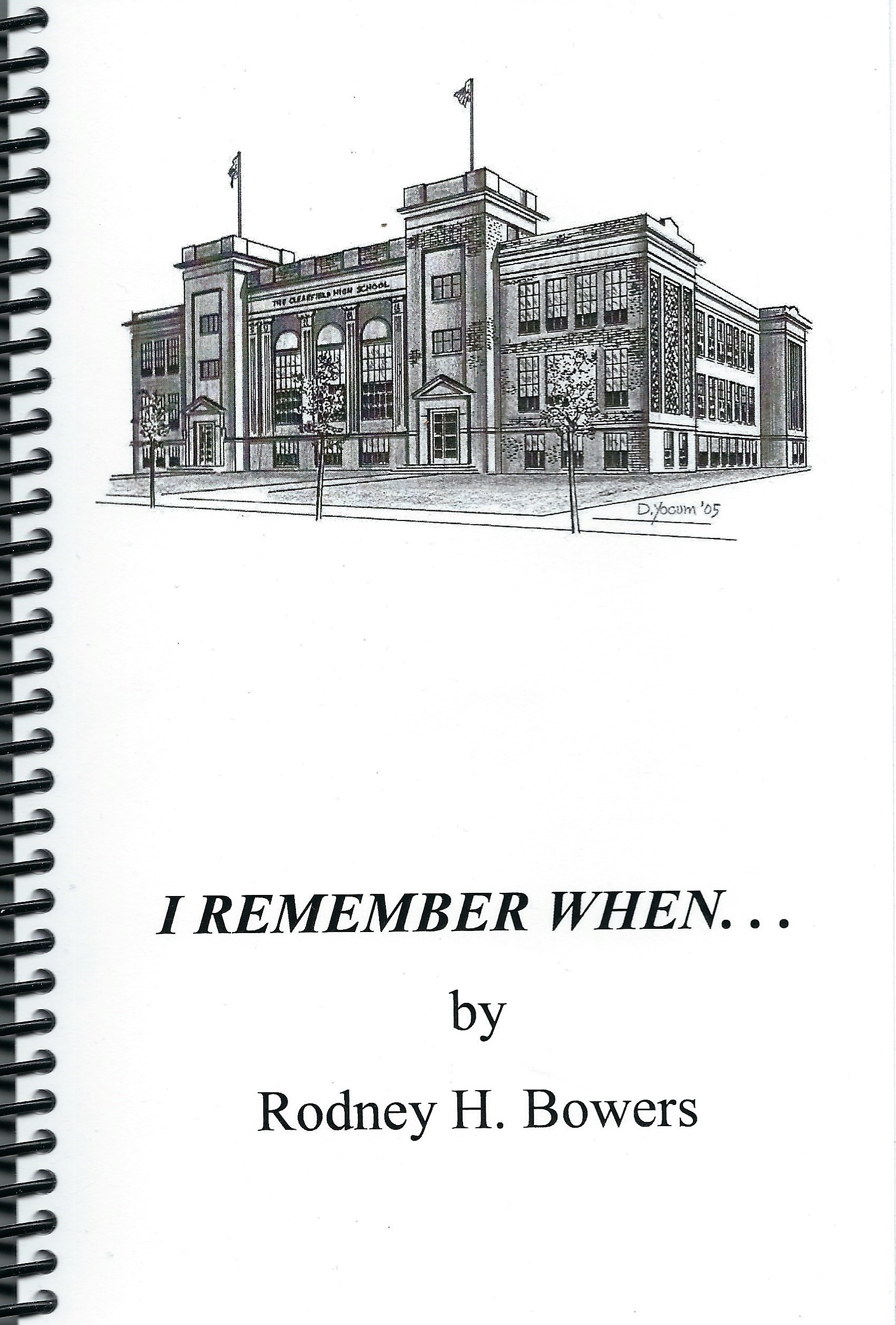 I Remember When....