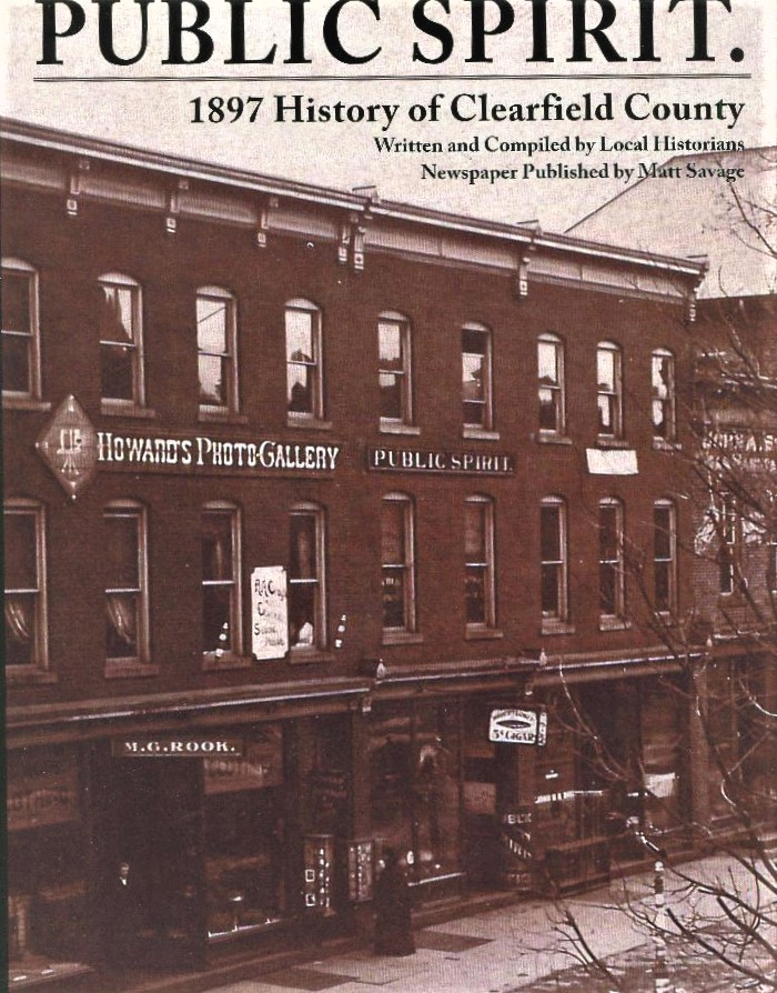 The Public Spirit, 1897 History of Clearfield County