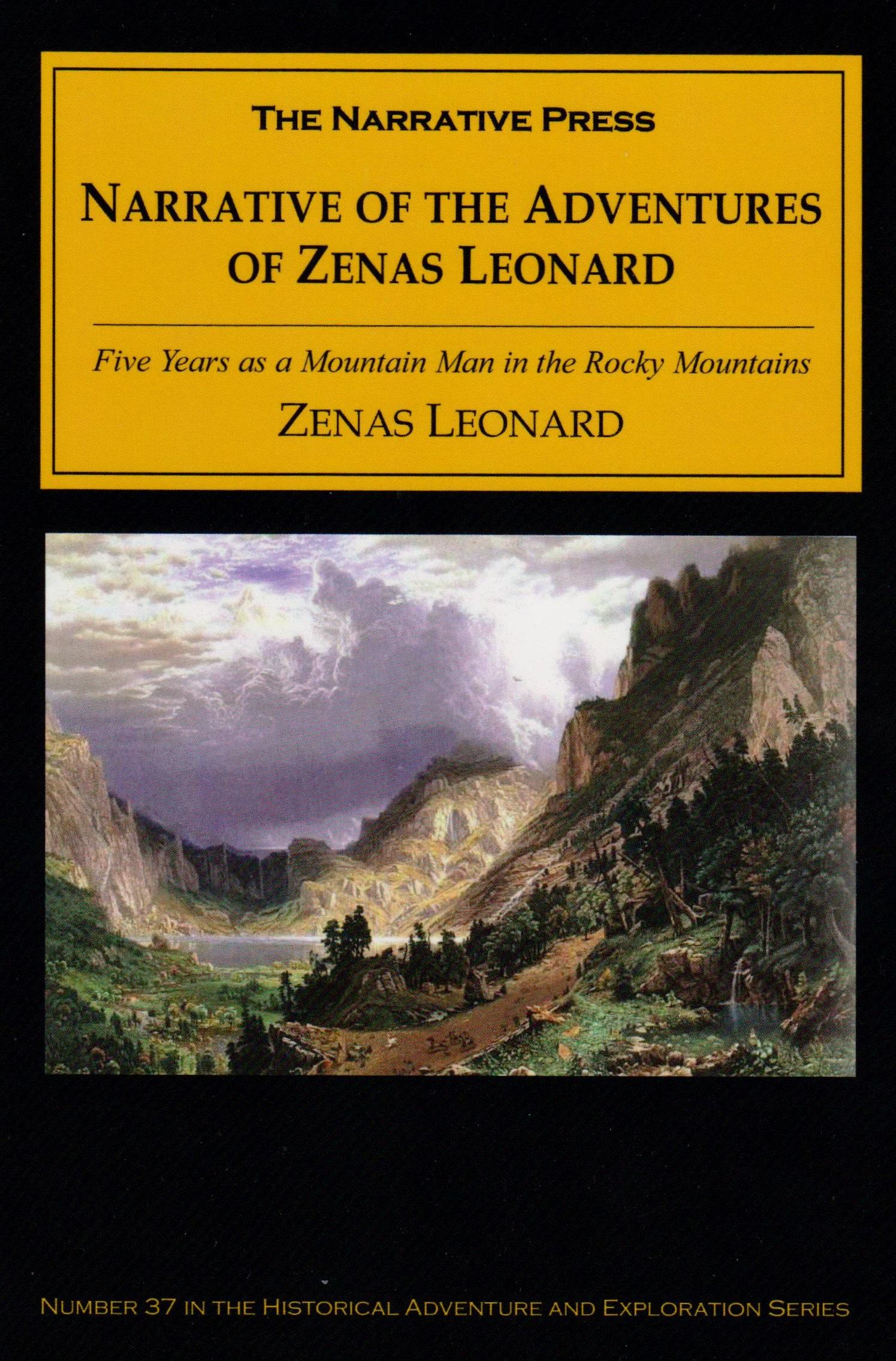Adventures of Zenas Leonard
