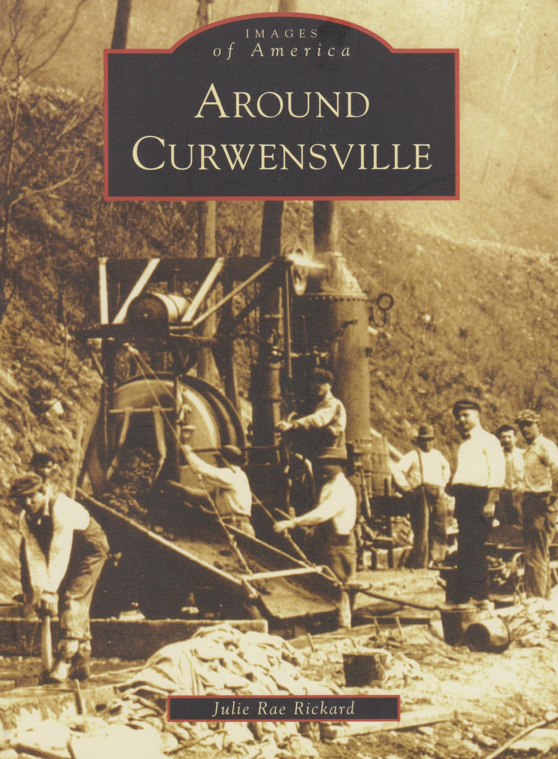 Around Curwensville - 'Images of America'