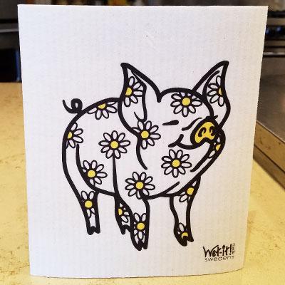 W4-10 Daisy Pig