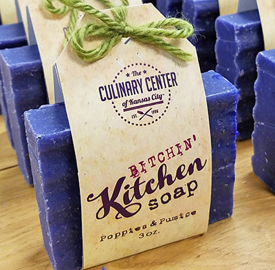 Bitchin' Kitchen Soap